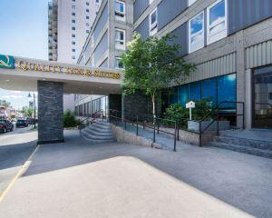 香港-黃刀鎮自由行 加拿大航空公司耶洛奈夫品質套房酒店