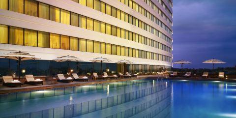 新加坡航空維萬塔哥印拜陀酒店