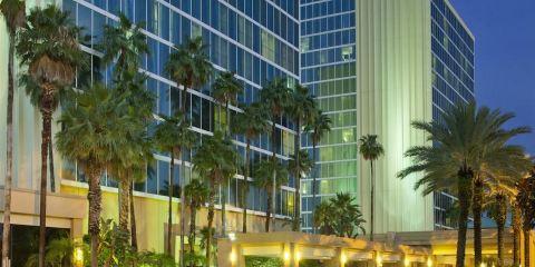 國泰航空希爾頓逸林酒店 - 奧蘭多環球影城入口