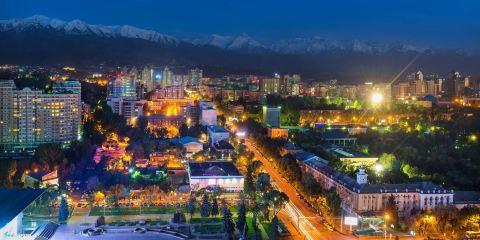 海南航空阿拉木圖哈薩克斯坦酒店