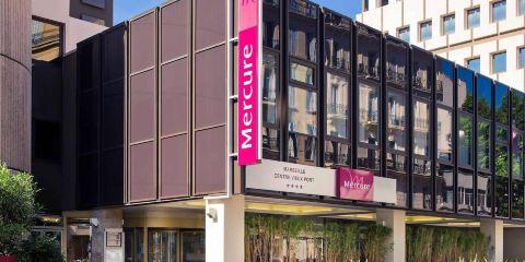 法國航空公司+美居馬賽中心老城海港酒店