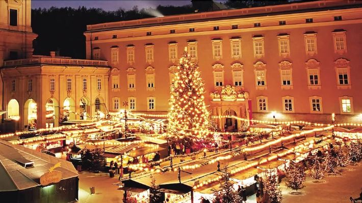 薩爾茨堡市廣場旅館