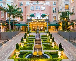 香港-奈羅比自由行 國泰航空內羅畢凱賓斯基羅薩別墅酒店