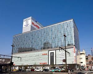 香港-岡山自由行 香港航空岡山站前大和ROYNET酒店
