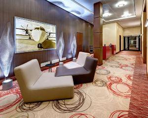 香港-法蘭克福自由行 中華航空公司希爾頓花園法蘭克福空港酒店