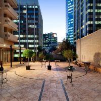 珀斯帕米利希爾頓酒店(Parmelia Hilton Perth)