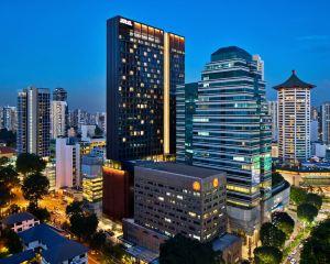 香港-新加坡 4天自由行 新加坡航空+新加坡烏節路優特爾酒店 (Staycation Approved)