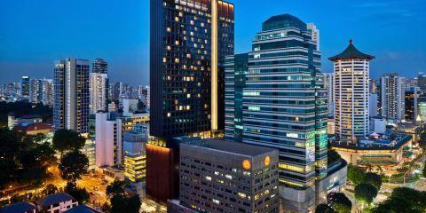 新加坡航空+新加坡烏節路優特爾酒店 (Staycation Approved)