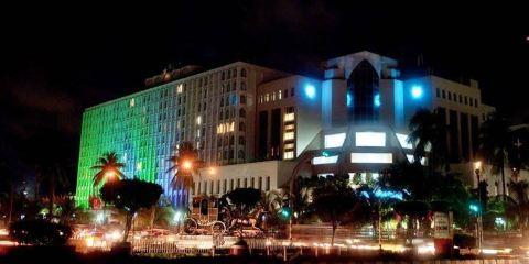 斯里蘭卡航空公司+達卡洲際酒店