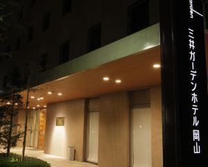 香港-岡山自由行 國泰航空-岡山三井花園酒店