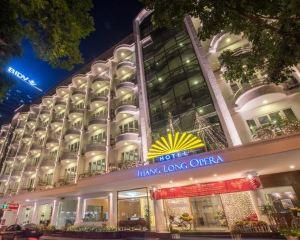 香港-河內自由行 中國東方航空升龍歌劇院酒店