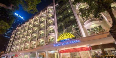 中國東方航空公司升龍歌劇院酒店