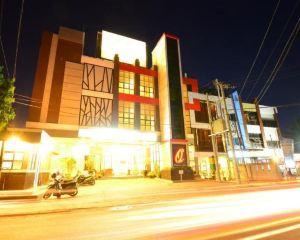 香港-班賈爾馬辛自由行 印尼嘉魯達航空Queen City Hotel Banjarmasin (A HARBOUR SIDE HOTEL)