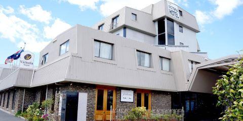 新西蘭航空達尼丁維多利亞酒店