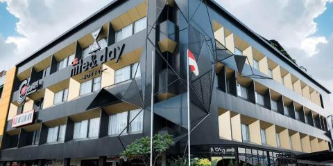 新加坡航空+巴鄰旁老兵晝夜酒店