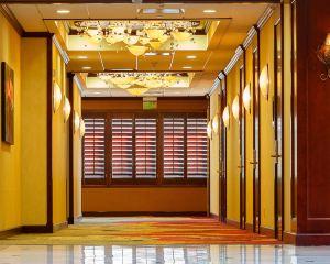 香港-鹽湖城自由行 國泰航空鹽湖城市中心城溪萬豪酒店