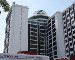 香港-檳城自由行 中華航空公司-檳城喬治鎮灣景酒店