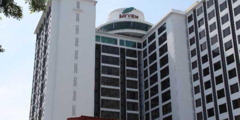 香港快運航空檳城喬治鎮灣景酒店