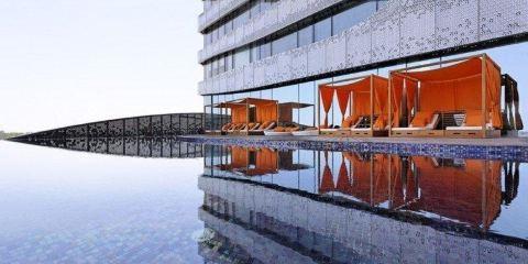 阿聯酋航空+海得拉巴公園酒店