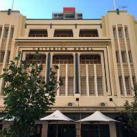 珀斯標準酒店(Criterion Hotel Perth)
