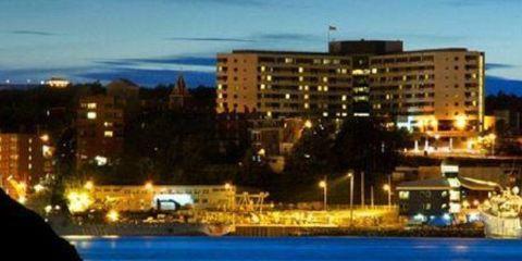 加拿大航空公司+紐芬蘭喜來登酒店