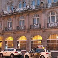 莫諾普爾酒店(Hotel Monopol)