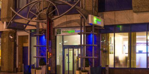 荷蘭皇家航空公司智選假日布裏斯托爾市中心酒店