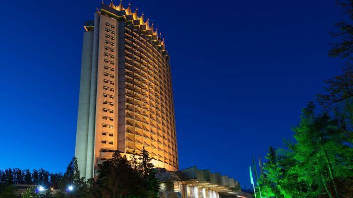 阿拉木圖哈薩克斯坦酒店