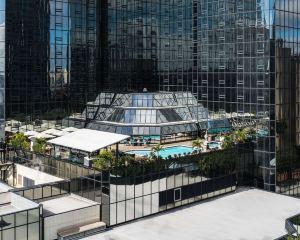 香港-坦帕自由行 美國達美航空公司-坦帕市中心希爾頓酒店