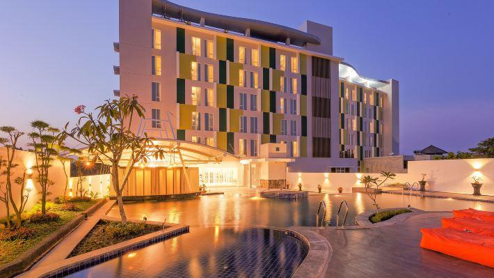 邦加島檳港福克斯哈里斯酒店