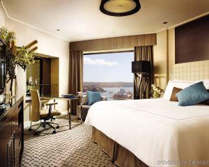 香港-悉尼自由行 澳洲航空-悉尼四季酒店