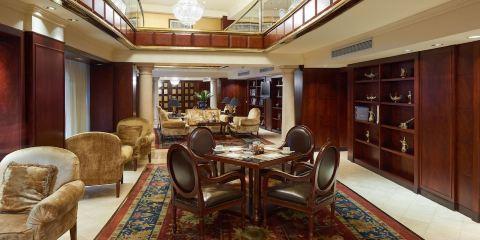皇家約旦航空+尼羅河大廈酒店