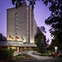 希爾頓逸林酒店多倫多機場西店(DoubleTree by Hilton Hotel Toronto Airport West)