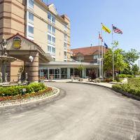 多倫多蒙地卡羅機場套房酒店(Monte Carlo Inn Airport Suites Toronto)