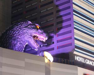 香港-東京 4天自由行 香港航空+格拉斯麗新宿酒店