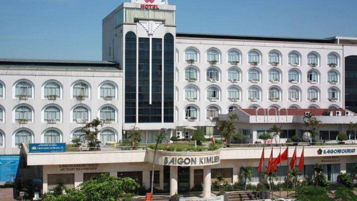 榮市城西貢金連酒店