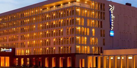 法國航空公司恩賈梅納麗笙布魯酒店