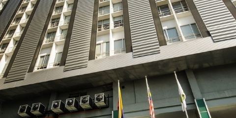新加坡航空吉隆坡宜必思尚品弗拉斯爾商務園酒店