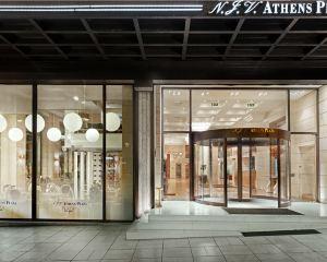 香港-雅典自由行 英國航空-雅典NJV廣場酒店