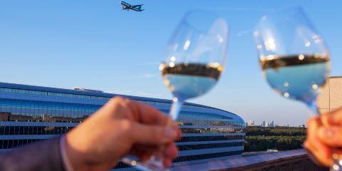 印度航空公司法蘭克福機場喜來登酒店及會議中心