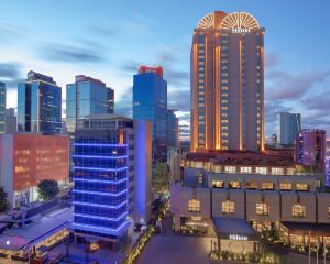 香港-伊斯坦堡自由行 英國航空-希爾頓馬斯拉克酒店