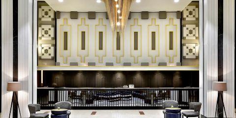 肯尼亞航空公司+希爾頓亞的斯亞貝巴酒店