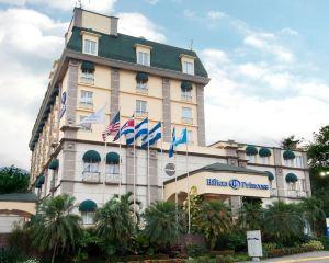 香港-圣佩德羅蘇拉自由行 美國聯合航空-聖佩德羅蘇拉公主希爾頓酒店