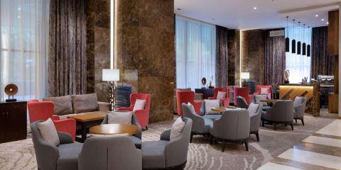 阿聯酋航空阿拉木圖希爾頓逸林酒店