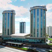 伊斯坦布爾科茲亞塔基希爾頓會議中心及水療酒店(Hilton Istanbul Kozyatagi Conference Center and Spa)