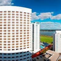 珀斯泛太平洋酒店及度假村(Pan Pacific Perth)