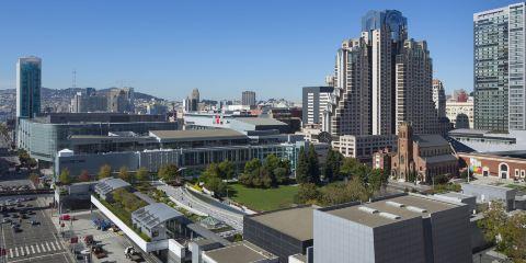 中華航空公司舊金山馬奎斯聯合廣場萬豪酒店