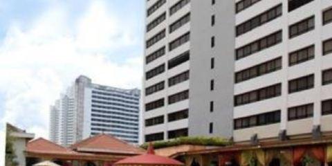 新加坡航空雅加達查雅加達酒店