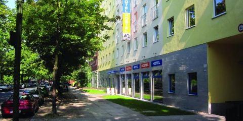 芬蘭航空公司柏林中央火車站A&O旅館