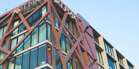新加坡航空清邁藝術畫廊酒店